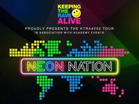 2x Neon Nation tickets newcastle (keeping the rave alive)
