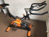 Mirafit Exercise/Spin Bike
