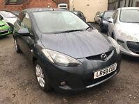 Mazda2 1.3 TS2 3dr - 2008, 2 LADY OWNERS, NOVEMBER MOT, SERVICE HISTORY, 2 KEYS, £2,495
