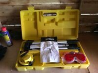 Laser Level - Boxed - Never used