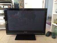 "Panasonic 37"" Plasma Screen TV works fine"