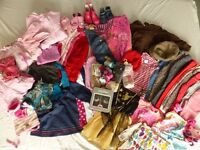 Huge Bundle of Girls Clothes 3-36 Months. Incl. new items, M&S, Clarks, Next, Esprit, rompers, shoes