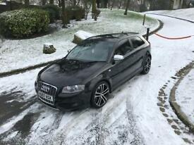 2007 07 AUDI S3 2.0 TURBO CHAGED NEW TIMING BELT N WATER PUMP HPI CLEAR
