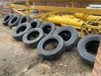 Lorry Tyres x10 JOB LOT