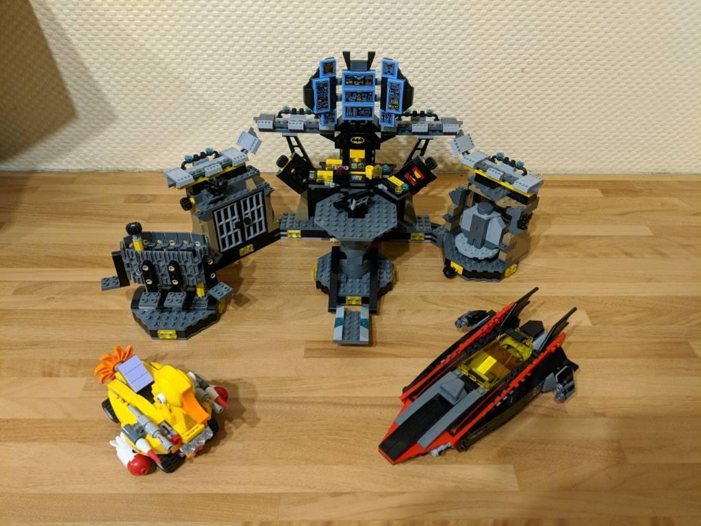 Lego Batman The Batcave Break In 70909 South Ockendon Essex Movie
