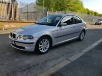 2004 BMW 316TI ES COMPACT LOW MILEAGE