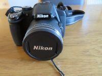 Nikon P520 Digital Bridge Camera
