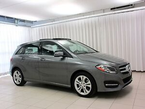 2016 Mercedes-Benz B-Class B250 4MATIC 5DR HATCH