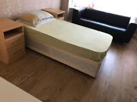 Double and single room available