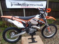 KTM 300 EXC 58.9 hours