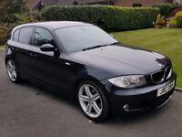 2007 BMW 118d M-Sport 5 Door Diesel Long MOT FSH 120d 116d 123d