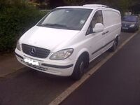 Mercedes-Benz Vito 2.1 - Refrigerated 2006