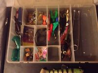 Big Pike/Perch Tackle box
