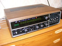 lovely old JVR receiver