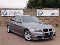 BMW E90 318d M Sport Saloon, Auto, 2009 / 09 Reg, 64k Miles, FSH, 1 Year MOT, 3 Months Warranty