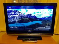 Sony Bravia - 32 inch ( Freeview )