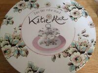 Brand new Katie Alice Cake Stand