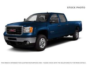 2011 GMC SIERRA 2500HD * SLT Crew Cab Duramax * Local Trade *