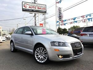 2007 Audi A3 Only  85K! No Accidents