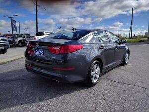 2015 Kia Optima LX POPULAR SEDAN HEATED SEATS