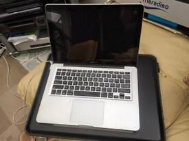 MacBook Pro 13 inch (mid 2012) with upgraded specs