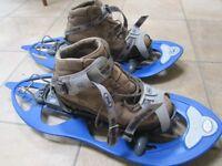TSL 225 Rando Snowshoes, good condition