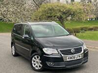 2008 Volkswagen Touran 2.0 TDI 140 Sport 7 Seater DSG +Not Ford VW Audi Seat Ford