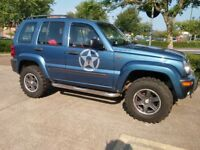 Jeep Cherokee Extreme Sport 2.7CRD Limited Edition 2004