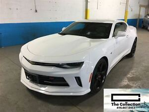 2016 Chevrolet Camaro LT w/2LT RS Coupe