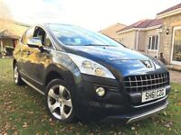 Peugeot 3008 Hdi 1.6 Exclusive