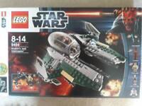 Lego star wars anakins jedi interceptor 9494