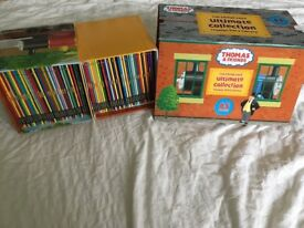 Thomas and Friends ultimate collection. 65 books