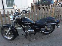 Suzuki GZ 125 Marauder 2008 Motorcycle