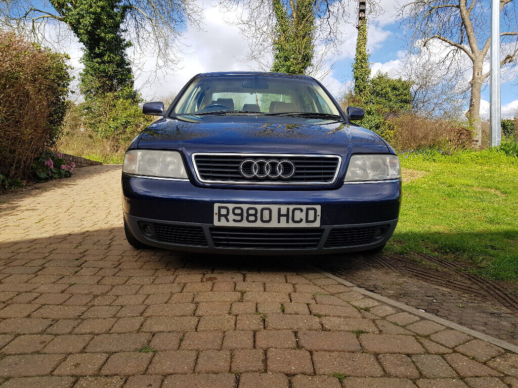 Audi A6 2 8l SE - 2 owners from new   in Rochester, Kent   Gumtree