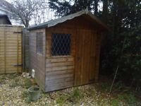 Playhouse / Decorative Shed 6ftx6ft