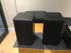 Bowers & Wilkins DM601 S2 Speakers