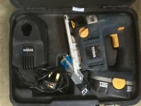 Titan SF2843 Cordless 18v Jigsaw Jig Saw Power Tool