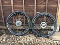 Alex Rims mountain bike wheels