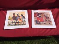 Alex Clark prints