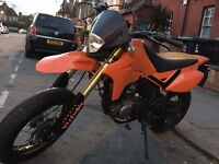 SUPERBIKE RMR, SINNIS APACHE FULL YEAR MOT
