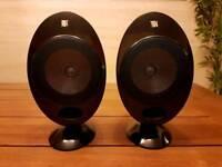 Kef HTS2001.3 home cinema speakers