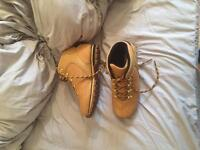 Timberlands worn twice size 8