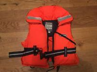 Baltic 1240 Child Lifejacket