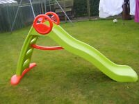 SMOBY FUNNY SLIDE - EXCELLENT CONDITION 1/2 PRICE
