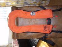life jacket twin chamber