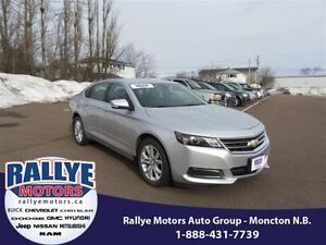 2016 Chevrolet Impala LT! Low KMS! Back-Up! Alloy! Leather!