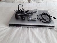 Sony dvd player and recorder RDR-GX120