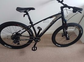 "13 Incline Delta 27.5"" Mountain Bike Sram X1 and Guide RS bike range price £1400"