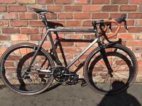 Van Tuyl titanium bike.