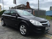 VAUXHALL ASTRA 1.4 16V CLUB TWINPORT,08 PLATE 2008...51,000 MILES!! F.S.H...RIGHT COLOUR AND ENGINE.